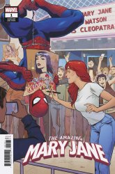 Marvel Comics's The Amazing Mary Jane Issue # 1h