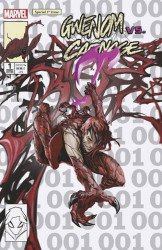 Marvel Comics's King in Black: Gwenom vs Carnage Issue # 1comic mint-a