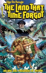 American Mythology's Edgar Rice Burroughs' The Land That Time Forgot: Prisoners Of Caspak TPB # 1