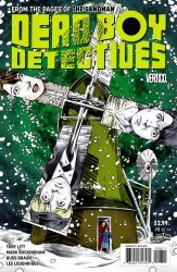 Vertigo's Dead Boy Detectives Issue # 8