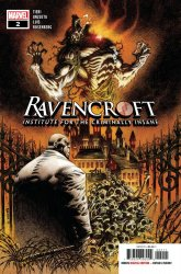 Marvel Comics's Ravencroft Issue # 2