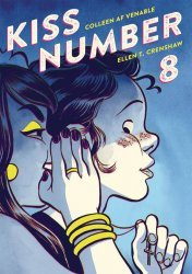 First Second Books's Kiss Number 8 TPB # 1