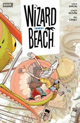 BOOM! Studios's Wizard Beach Issue # 4