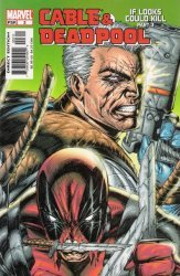 Marvel's Cable & Deadpool Issue # 3