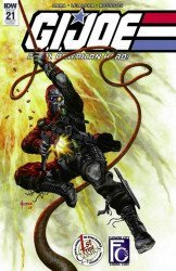 IDW Publishing's G.I. Joe: A Real American Hero Issue # 21fccc-a