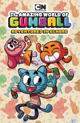 KaBOOM!'s The Amazing World of Gumball TPB # 7