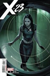 Marvel Comics's X-23 Issue # 7