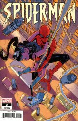 Marvel Comics's Spider-Man Issue # 2b