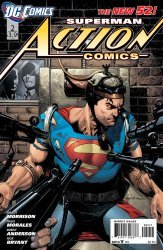 DC Comics's Action Comics Issue # 2