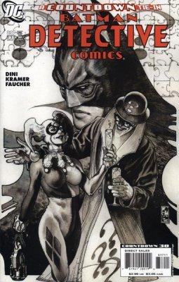 DC Comicss Detective Comics Issue 837