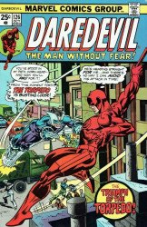 Marvel Comics's Daredevil Issue # 126