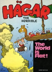 Egmont Publishing's Hagar the Horrible: The World is Flat! Soft Cover # 1