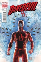 Marvel's Daredevil: End of Days Issue # 8b