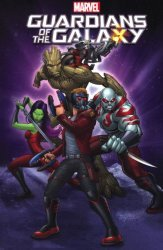 Marvel Comics's Marvel Universe: Guardians of the Galaxy TPB # 5