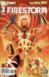 DC Comics's Fury of Firestorms: The Nuclear Men Issue # 1