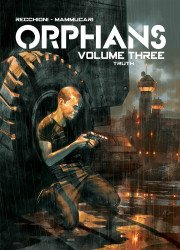 Lion Forge Comics's Orphans Soft Cover # 3