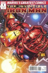 Marvel Comics's Invincible Iron Man Issue # 1greatest