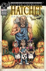 American Mythology's Victor Crowley's Hatchet: Halloween Tales Issue # 1e