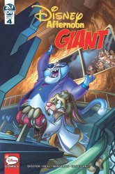 IDW Publishing's Disney Afternoon Giant Issue # 4