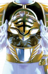 BOOM! Studios's Mighty Morphin Power Rangers Issue # 40b