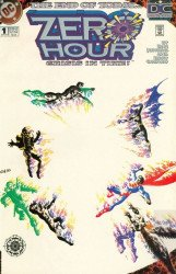 DC Comics's Zero Hour: Crisis in Time Issue # 1b