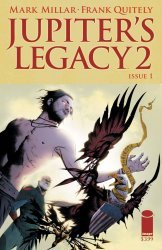 Image's Jupiter's Legacy 2 Issue # 1b