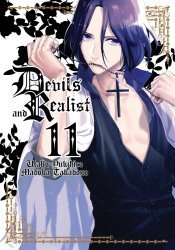 Seven Seas Entertainment's Devils and Realist Soft Cover # 11