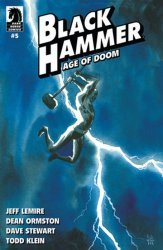 Dark Horse Comics's Black Hammer: Age of Doom Issue # 5b