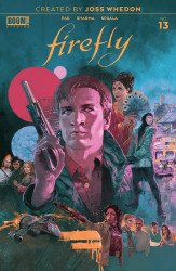 BOOM! Studios's Firefly Issue # 13