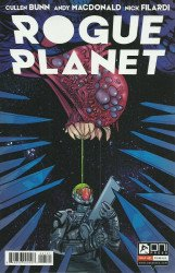 Oni Press's Rogue Planet Issue # 1b