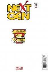 Marvel Comics's Age of X-Man: Nextgen Issue # 1d