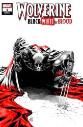 Marvel Comics's Wolverine: Black, White & Blood Issue # 1comicxposure-a