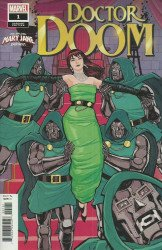 Marvel Comics's Doctor Doom Issue # 1f