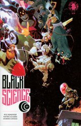 Image Comics's Black Science Issue # 31