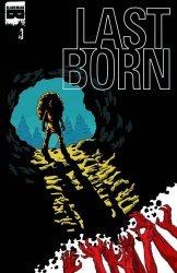 Black Mask Comics's Last Born Issue # 3