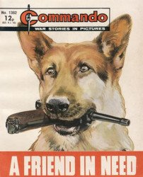 D.C. Thomson & Co.'s Commando: War Stories in Pictures Issue # 1382