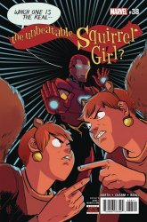 Marvel Comics's The Unbeatable Squirrel Girl Issue # 38