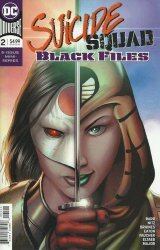 DC Comics's Suicide Squad: Black Files Issue # 2