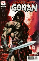 Marvel Comics's Savage Sword Of Conan Issue # 7b
