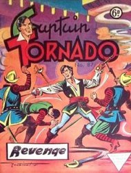 L. Miller & Son's Captain Tornado Issue # 87