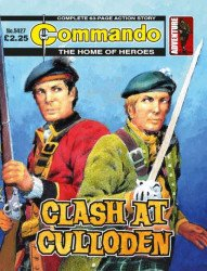 D.C. Thomson & Co.'s Commando: For Action and Adventure Issue # 5427