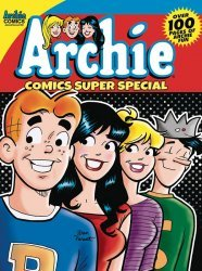 Archie Comics Group's Archie Comics Super Special Soft Cover # 8