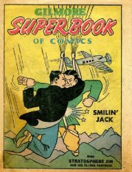 Western Printing Co.'s Pan-Am: Super Book of Comics Issue # 2A-gilmore