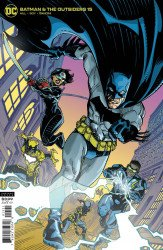 DC Comics's Batman and the Outsiders Issue # 15b