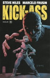 Image Comics's Kick-Ass Issue # 10