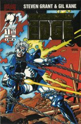 Malibu Comics's Edge Issue # 1c