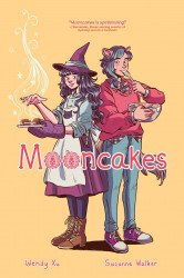 Lion Forge Comics's Mooncakes TPB # 1