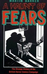 University Press of Mississippi's A Haunt of Fears Soft Cover # 1