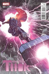 Marvel's The Mighty Thor Issue # 4b