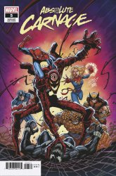 Marvel Comics's Absolute Carnage Issue # 5c